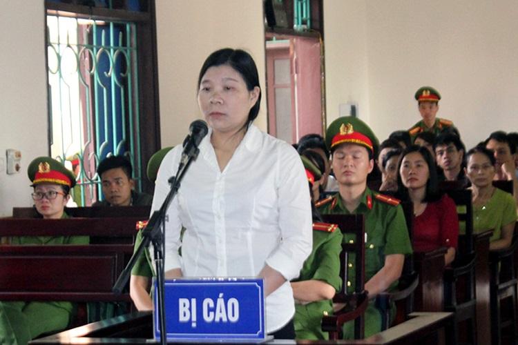 Activist Teresa Tran Thi Xuan