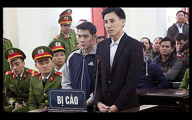 Hoang Duc Binh and Nguyen Nam Phuong
