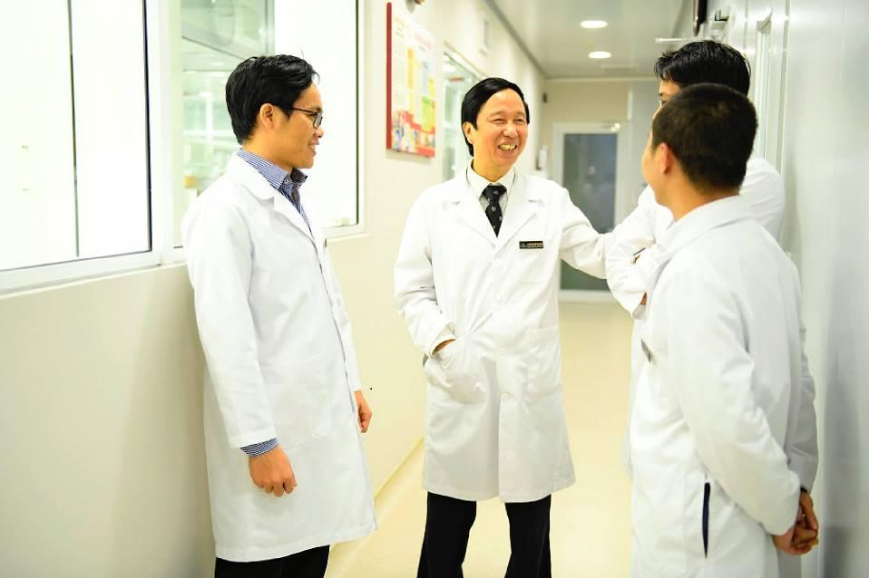 Dr Nguyen Thanh Liem