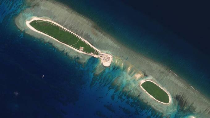 Paracel archipelago