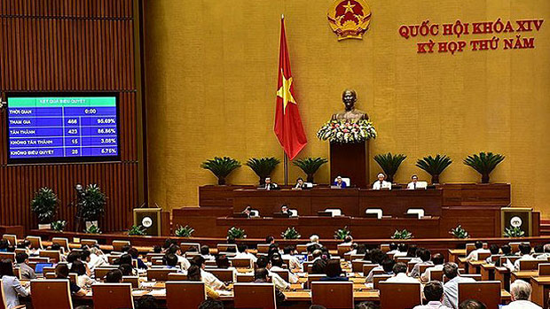 Vietnam's National Assembly