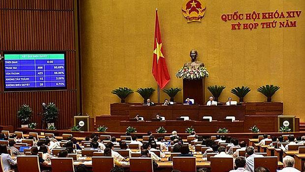 Vietnam's National Assembly