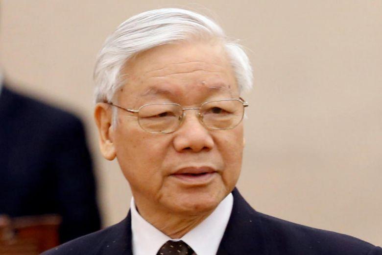 GS Nguyen Phu Trong