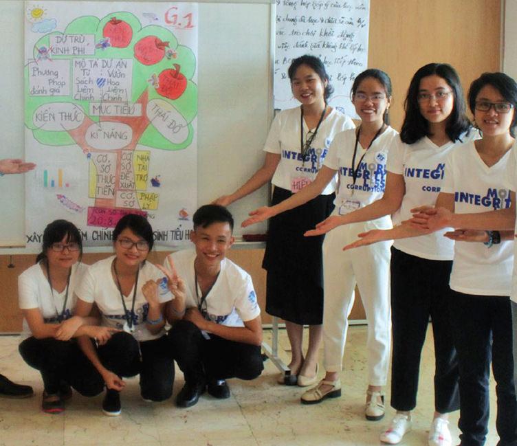 The Vietnam Integrity School