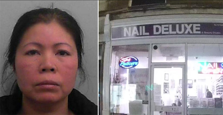 Nail-bar manager had £60,000 hidden inside soft toy as vulnerable girls forced to work without pay