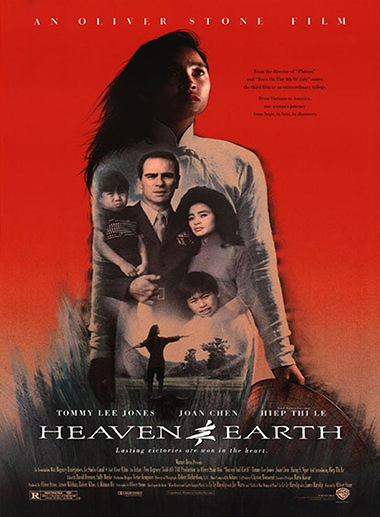 Heaven and Earth movie poster