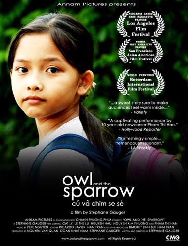 Owl and the Sparrow movie poster