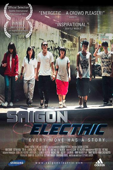 Saigon Electric movie poster