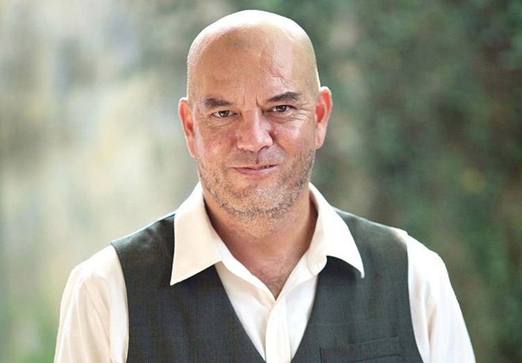 Vietnamese-American filmmaker Stephane Gauger