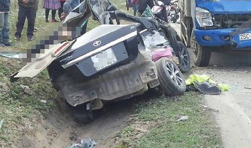 Traffic accidents kill over 8000 people in Vietnam in 2017