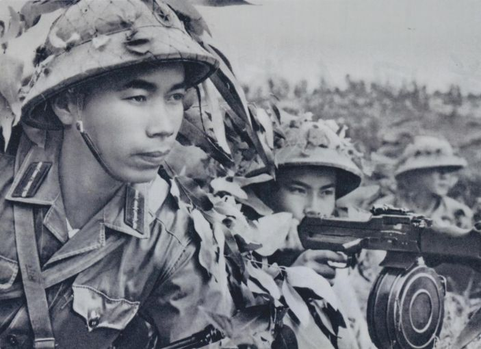 North Vietnamese soldiers