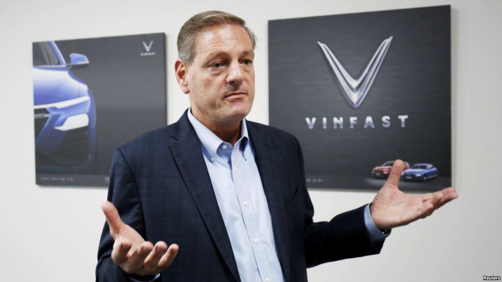Vinfast CEO