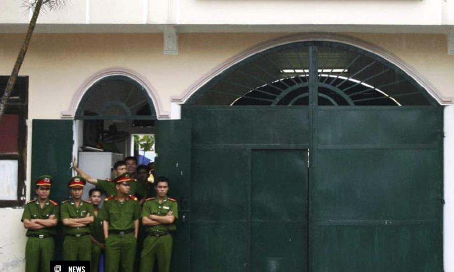 Vietnamese prison
