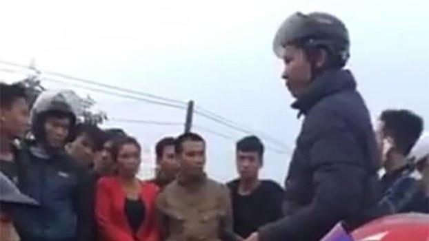 Activist Ha Van Thanh