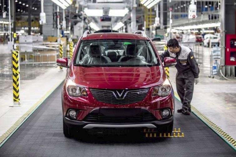 VinFast Fidal Hatchback