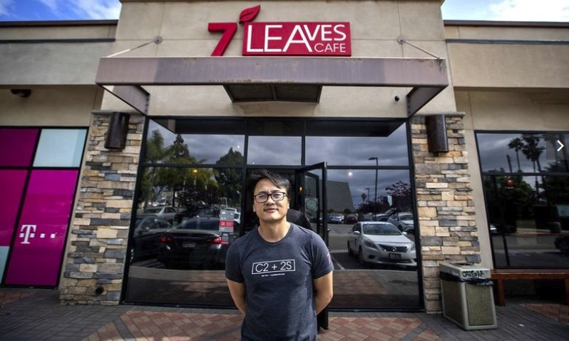 7 Leaves owner Son Nguyen