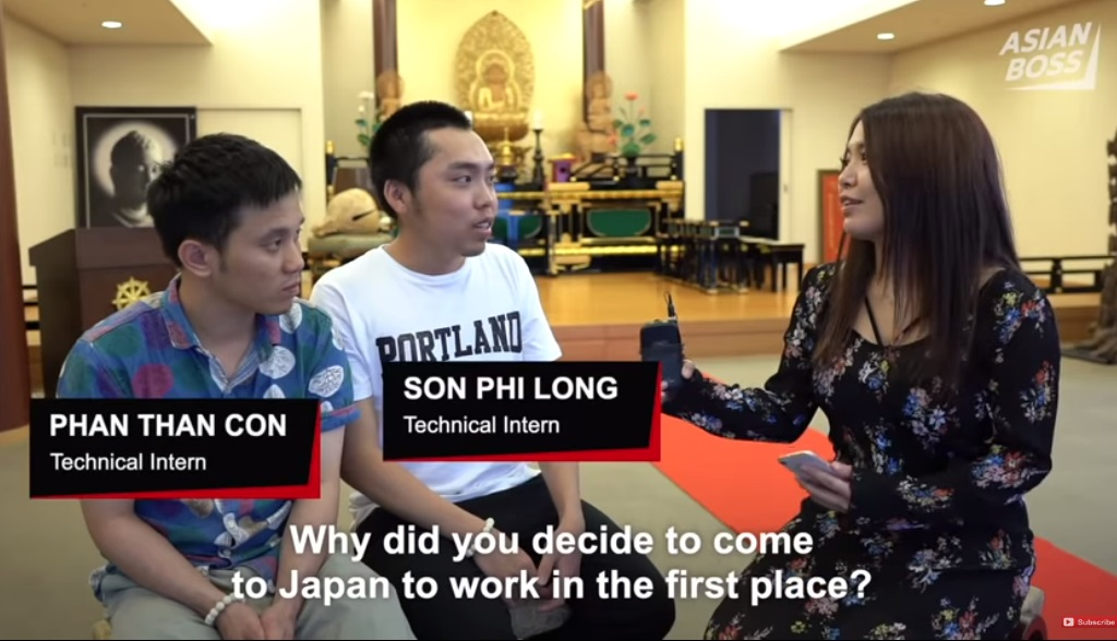 Why many Vietnamese workers die in Japan