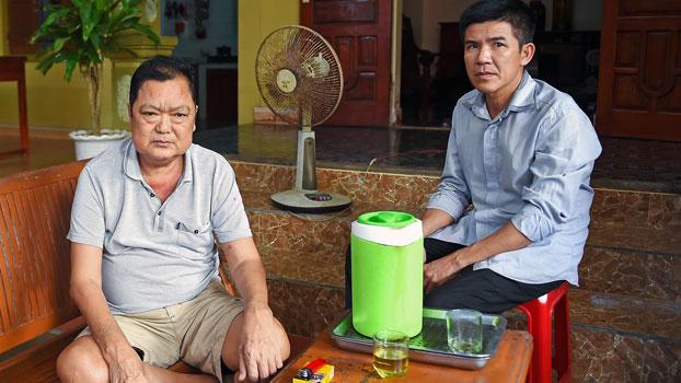 Victim Nguyen Van Hung