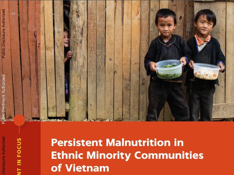 Report: Malnutrition in ethnic minority children
