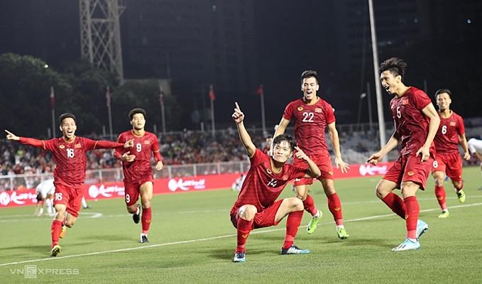 Vietnam wins match against Indonesia