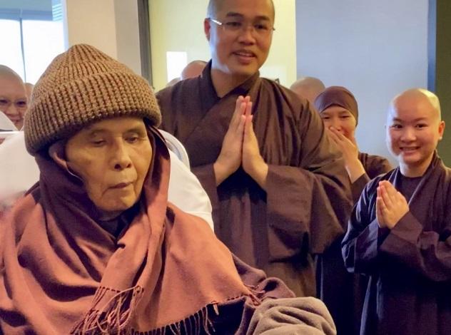 Thich Nhat Hanh, at 93, passes health checkup
