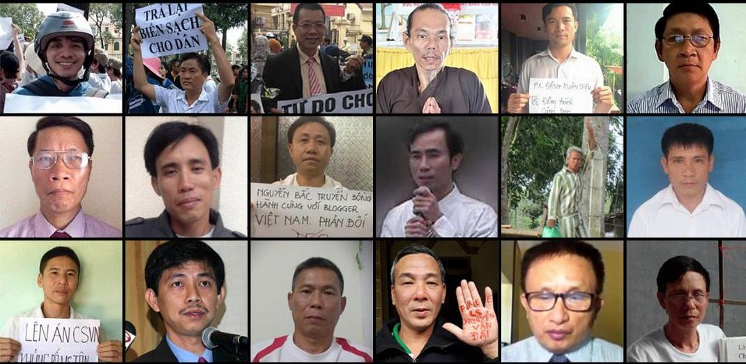 2019 Vietnamese political prisoners