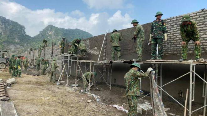 'Land grab' incident in Dong Tam Village