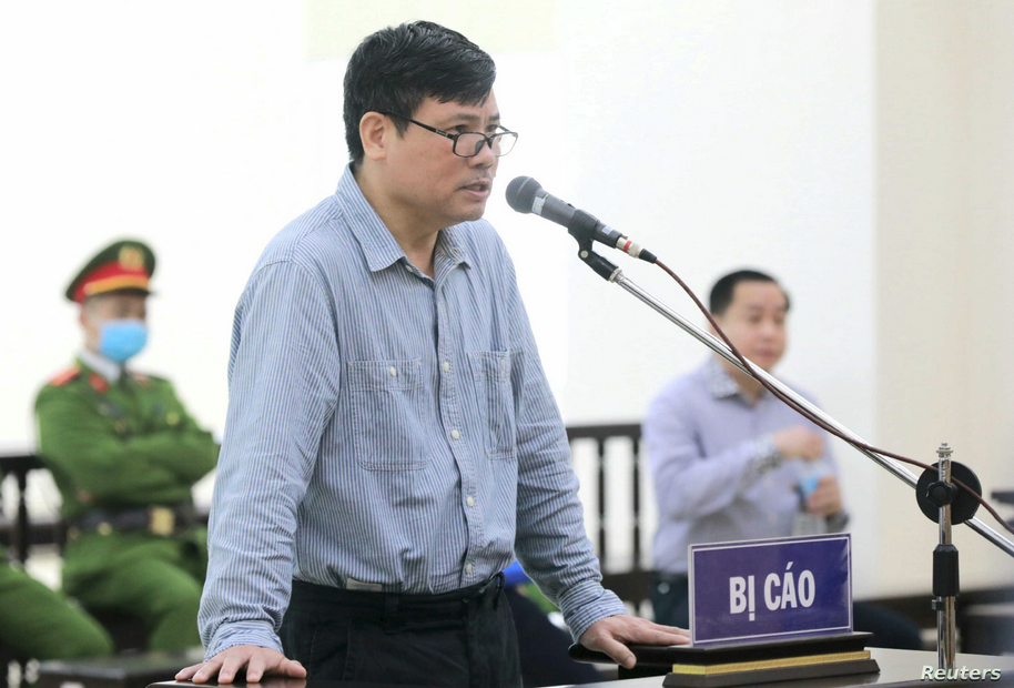 Blogger Truong Duy Nhat
