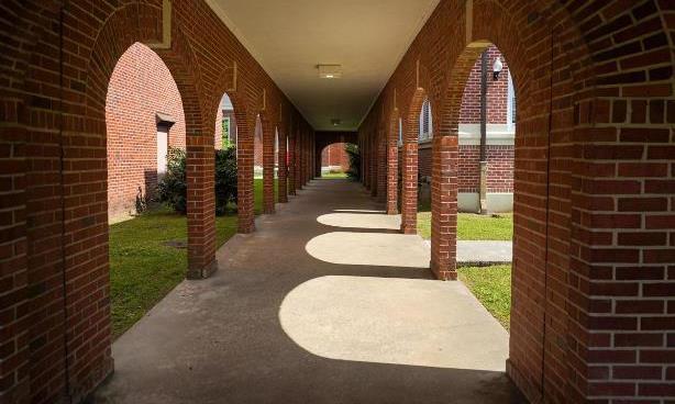 University of Louisiana on lockdown