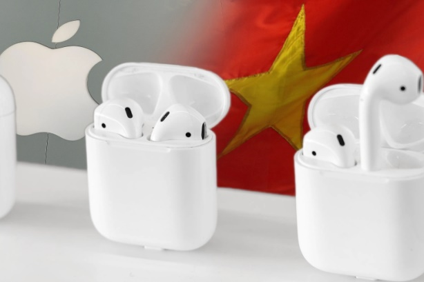 Apple shifting AirPods production to Vietnam